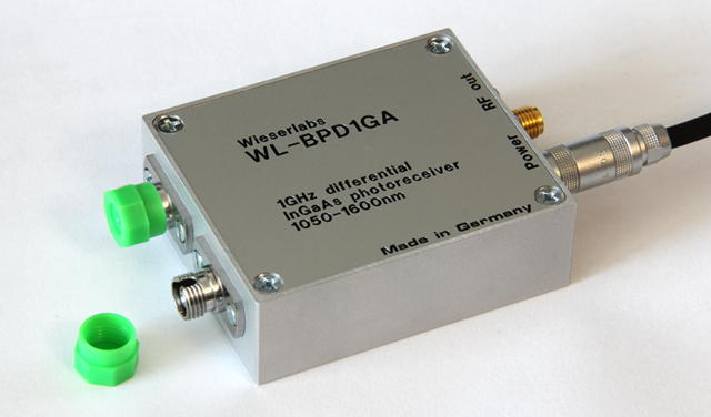 WL-BPD1GA InGaAs High Speed AC Photodetector